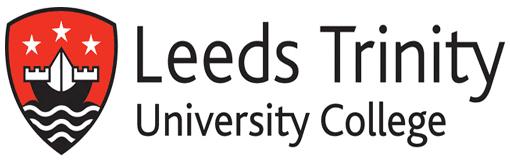 Leeds Trinity University College logo