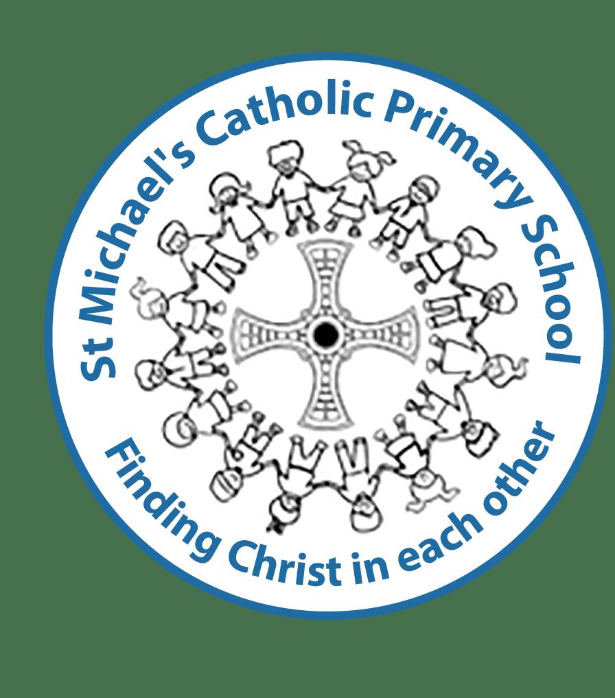 St Michael's RC Primary School logo
